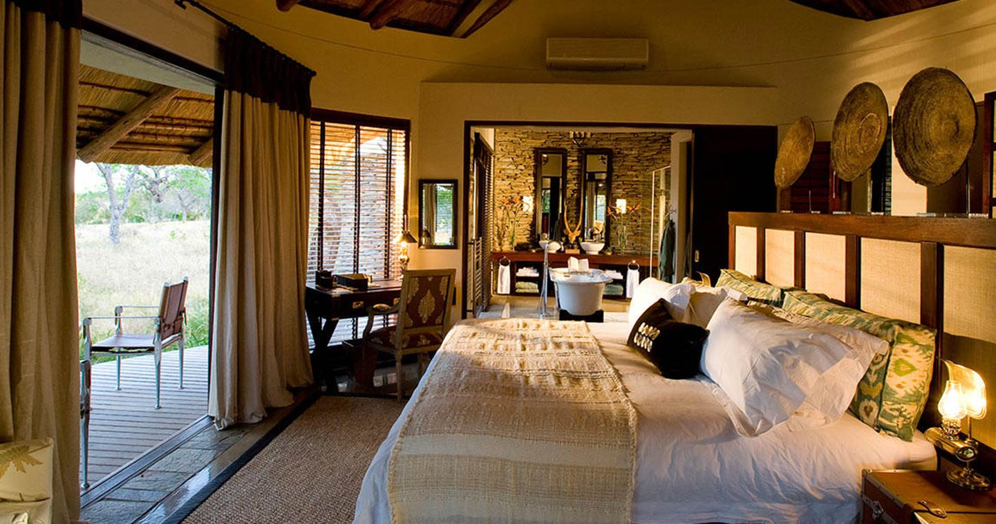 Enjoy a luxury safari at Makanyi Lodge in Kruger National Park