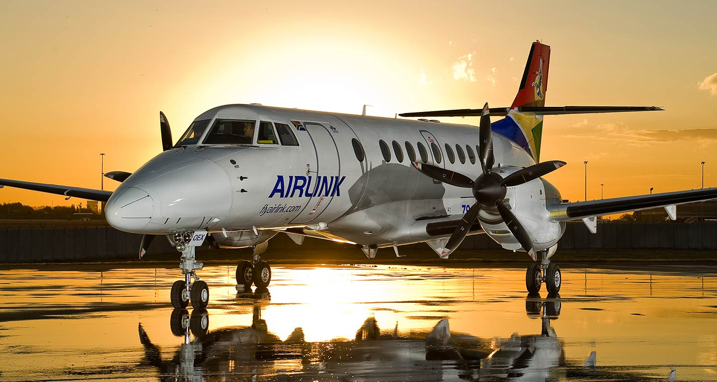 Airlink flights to Timbavati
