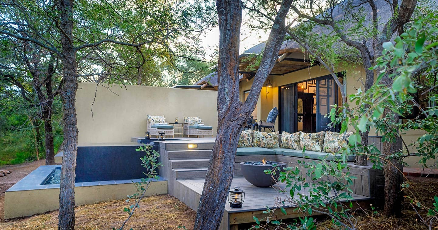 Experience a luxury Kruger safari lodge at Kings Camp