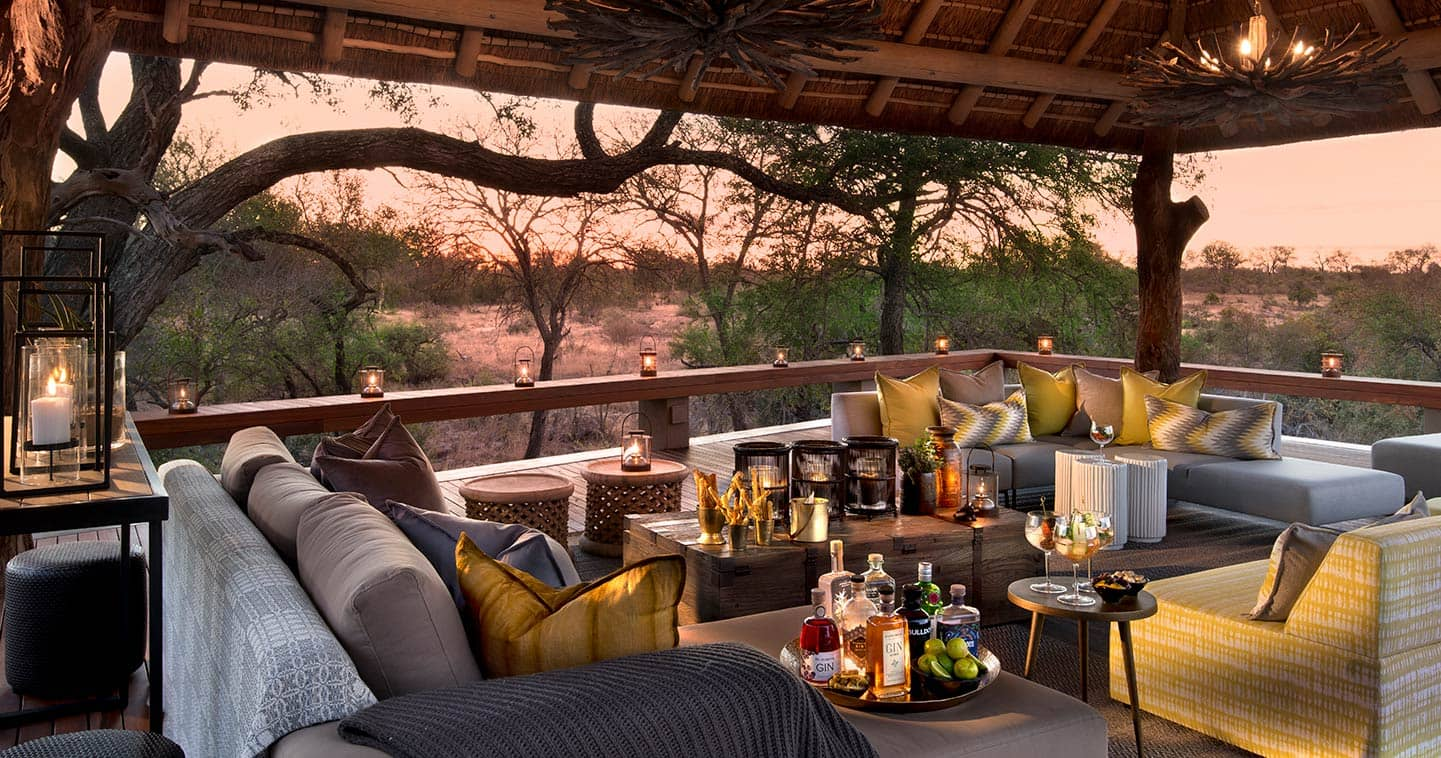 Rockfig is a luxury lodge in Timbavati, South Africa