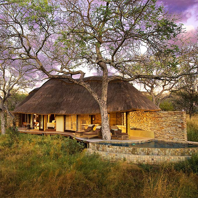 View Makanyi Lodge in Timbavati