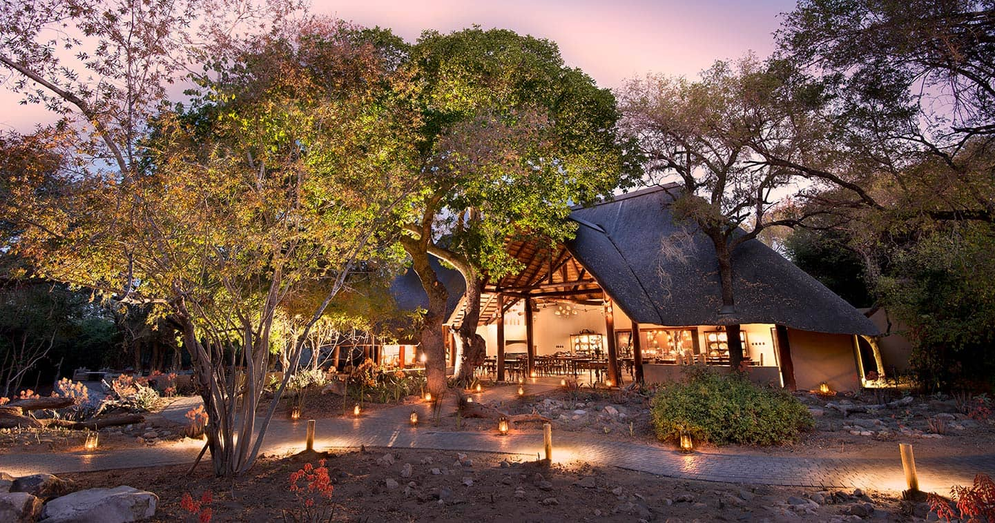 Ngala Safari Lodge in Timbavati Game Reserve