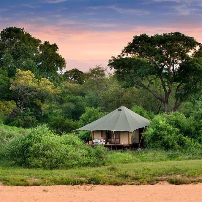 View Ngala Tented Camp information