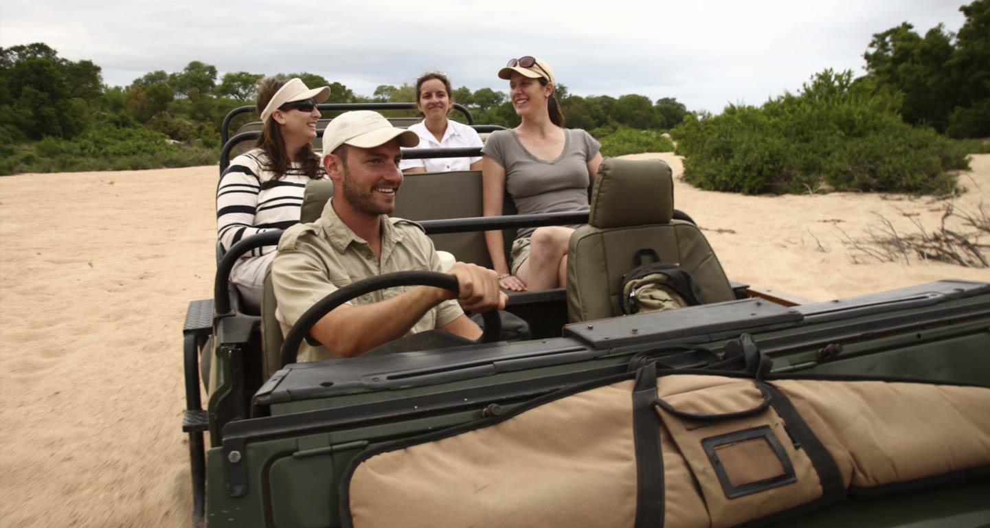 Road transfers from any airport to your Timbavati lodge