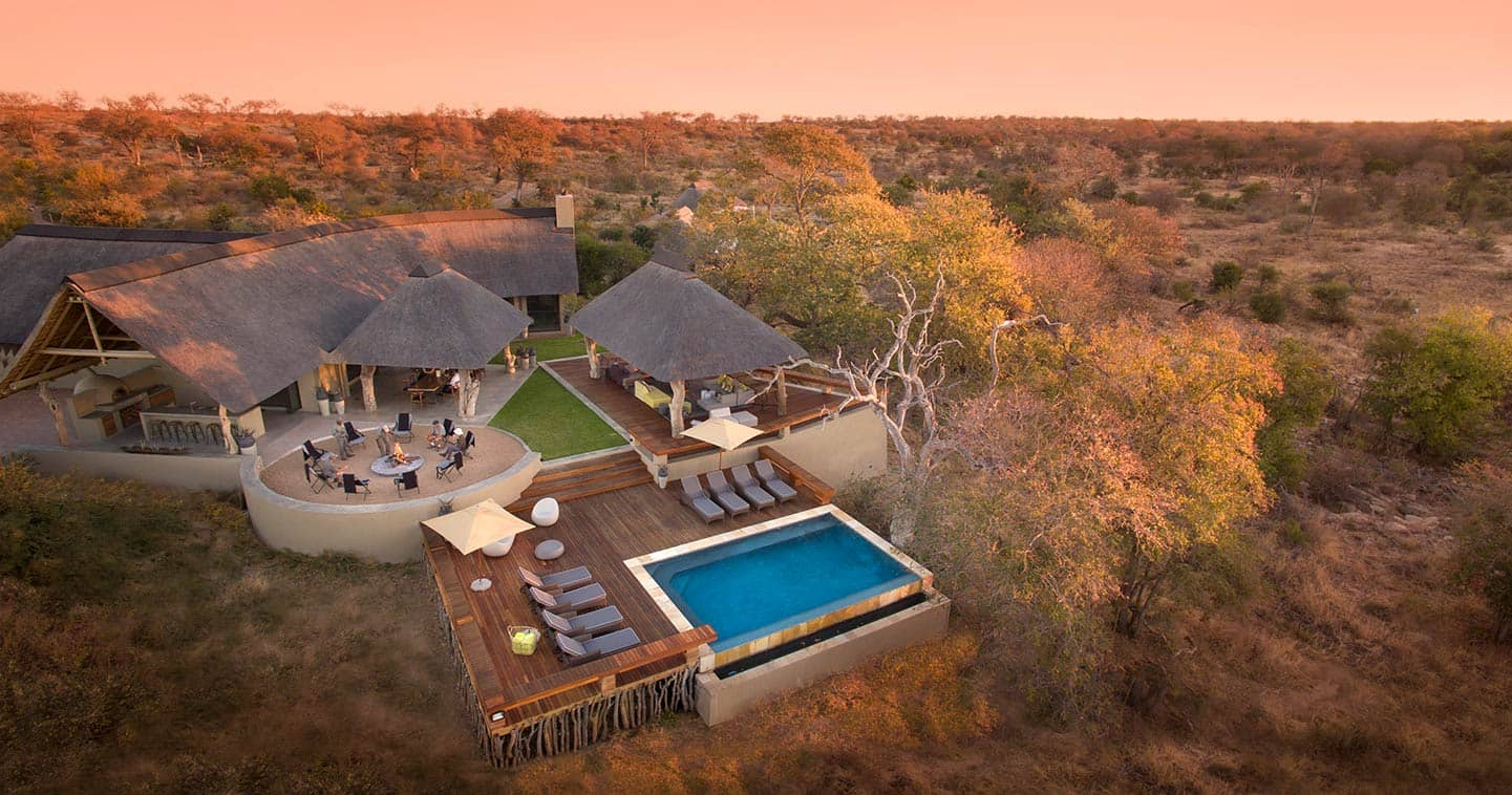 Rockfig Safari Lodge in Timbavati