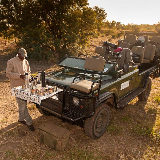 View Simbavati River Lodge information