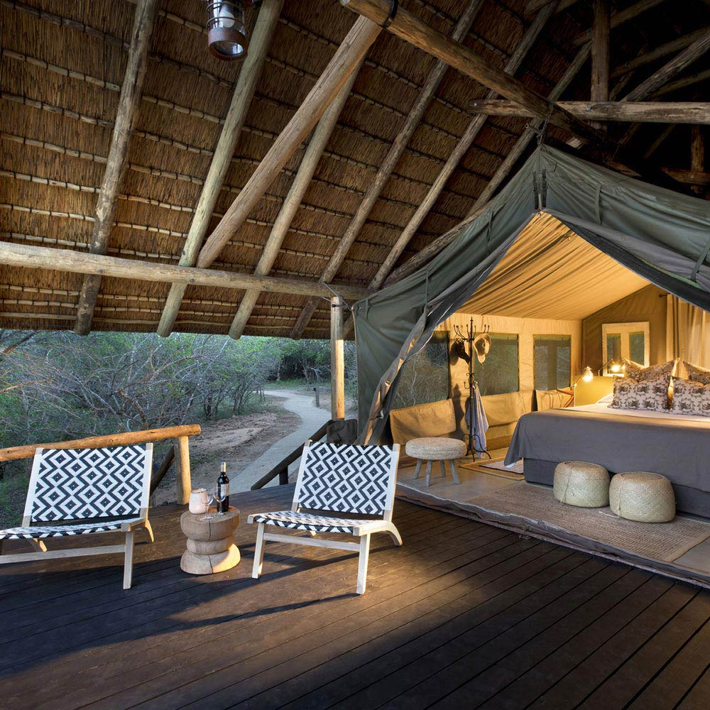View Tanda Tula Lodge in Timbavati Game Reserve