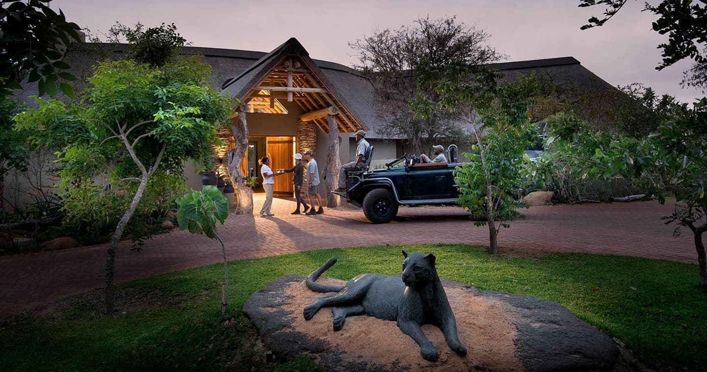 Timbavati Game Reserve - Rockfig Safari Lodge